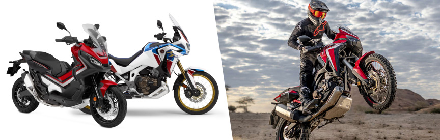 Honda Adventure Promotions Cover Image