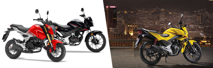 Honda 125cc Promotions Cover Image