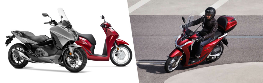 Honda Scooter Promotions Cover Image