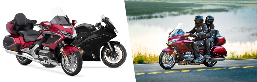 Honda Touring Promotions Cover Image